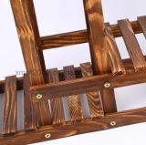 Шкаф цветка балкона Gardon мебели деревянный для индикации (SL-0039)
