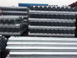 Tubulação de água BS1387 de aço galvanizada padrão com revestimento de zinco 30 Um