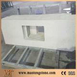 Bancada de superfície contínua de quartzo do côordenador da multi laje artificial de quartzo da cor