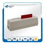 3 Schrijver Hcc206u van de Lezer van de Kaart van de Streep USB van het spoor Msr206 de Mini Magnetische