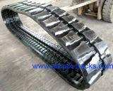 Trilha da borracha da trilha 450X83.5y da máquina escavadora de Yanmar