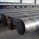 Tubo de acero inoxidable soldado venta caliente, tubo de acero