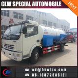 Camion di dragaggio e di pulitura della fogna di dragaggio del veicolo di combinazione di Dongfeng 6ton