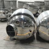Tanque de mistura do suco do aquecimento de vapor do aço inoxidável