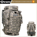 Outdoor Caça Camo Army Bag Velcro Military Tactical Backpack