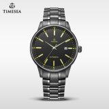 Orologio degli uomini meccanici automatici della vigilanza del grado superiore di Timesea con qualità impermeabile 72290