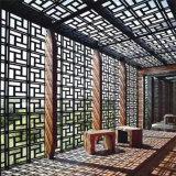 Pantalla interior de la partición de la pantalla decorativa del metal y pantalla exterior China