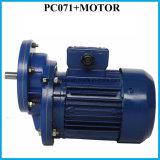 PC063 Nmrvのワームの変速機の送電との螺旋形ギヤ組合せ