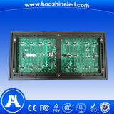 Indicador de diodo emissor de luz alfanumérico ao ar livre da cor P10-1b da operação fácil único