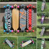 Projeto profissional do fabricante do skate seus próprios skates