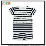 高品質の赤ん坊の衣服のカスタムサイズの赤ん坊の衣服はセットした