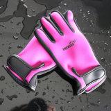 Перчатки пикирования Scuba перчаток неопрена оригинала 1.5mm Thenice