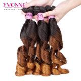 Form Ombre Haar Fumi Remy Menschenhaar-Einschlagfaden