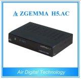 H. 265 ATSC + DVB S/S2 암호해독기 Zgemma H5. AC