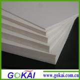 Strato leggero della gomma piuma del PVC di bianco 1mm per stampa