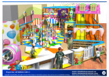 Plenty Candy Themed Indoor Playground Equipment