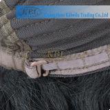 Perucas de cabelo naturais para homens negros (KBL-BH-BFL)