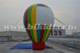 판매 K2088를 위한 20FT 열기 모형 팽창식 지상 풍선