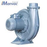 Ventilador de ventilação portátil com ventilador centrífugo com caixa de alumínio