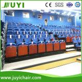 Jy-765 직물 VIP 프리미엄에 의하여 이용되는 도매 철회 가능한 시트 망원경 의자 Bleachers