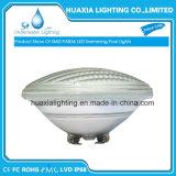 35W calientan la luz subacuática blanca de la piscina de IP68 PAR56 LED
