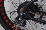22 بوصة إطار إمرأة يخفى بطّاريّة سمين إطار العجلة مدينة [إ] درّاجة