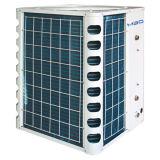 商業暖房を熱する家のための空気ソースヒートポンプ