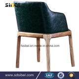 家具の純木の椅子の木の食事の椅子Sbe-Cy0340を食事する現代ホテルのレストラン