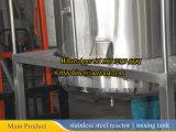 reattore chimico del riscaldamento elettrico 1000L sulla piattaforma