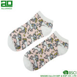 Носки лодыжки шаржа Unisex изготовленный на заказ оптовые