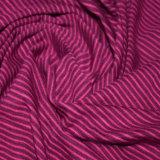 Baumwolle/Rayon/Spandex-Garn gefärbtes Vorgespinst Jersey