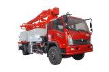 Betonmischer-Hochkonjunktur-Pumpen-LKW des Gebrauchtwaren-Zustands-Sn5216thb 28