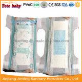 Pente ultra mince superbe d'absorptivité une couche-culotte remplaçable de bébé