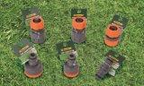 Raccords de tuyau de jardin Raccord de tuyau de jardin en plastique ABS avec butée
