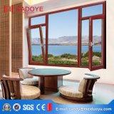 Korrosions-Beweis-Befestigungsteil-Aluminiumprofil Kippen-Drehen Fenster