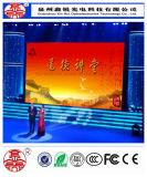 Hohes Stabilität P6 Innen-SMD LED-Bildschirmanzeige-farbenreiches Mietpanel für Stadiums-Gebrauch