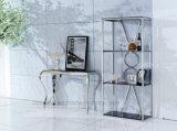 호화스러운 디자인 공간 유리제 콘솔 테이블 디자인