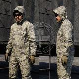 Lurkerの縞のCamoの戦闘のスーツの戦術的なスーツ
