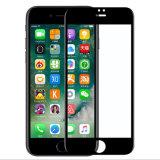 Fregare la pellicola 3D 9h della protezione dello schermo di vetro Tempered dell'Anti-Impronta digitale di HD di vetro per anabbagliante impermeabile di tumulto al minuto temperato 7plus di iPhone (XSPB-014)