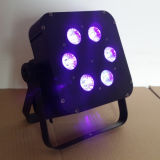 Hete Selling 6X15W Rgabw DMX Wireless LED Battery Light