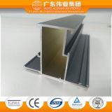 Perfil de alumínio da extrusão para o indicador do Casement da fábrica da extrusão do alumínio da parte superior dez de China