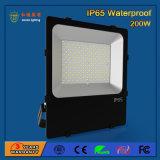 Luz de inundación al aire libre del poder más elevado 110lm/W 85-265V SMD3030 LED