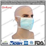 Laço médico da máscara protetora na máscara protetora para a clínica dental