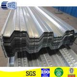 亜鉛コーティングの金属の屋根ふきのデッキの版