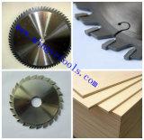 L'extrémité de carbure de tungstène scie la lame pour le découpage de PVC/PPC