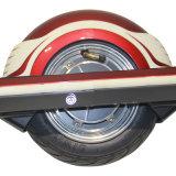 Самокат колеса вездехода ветра миниый один электрический перемещаясь