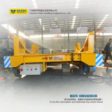 A oficina do conjunto aplica o equipamento motorizado de transferência que funciona nos trilhos