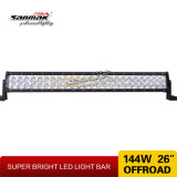 LED Manufacturers 10-30V gelijkstroom 6000k High Power Offroad Light Bar 144W