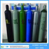 Bombola per gas industriale ad alta pressione del diametro di ISO9809 40L 150bar 219mm