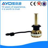 Дешевое цена H7 H3 H1 9005 9006 H11 свет CREE СИД автоматический с вентилятором